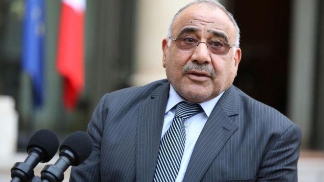 عادل عبد المهدي يعتزم الاستقالة