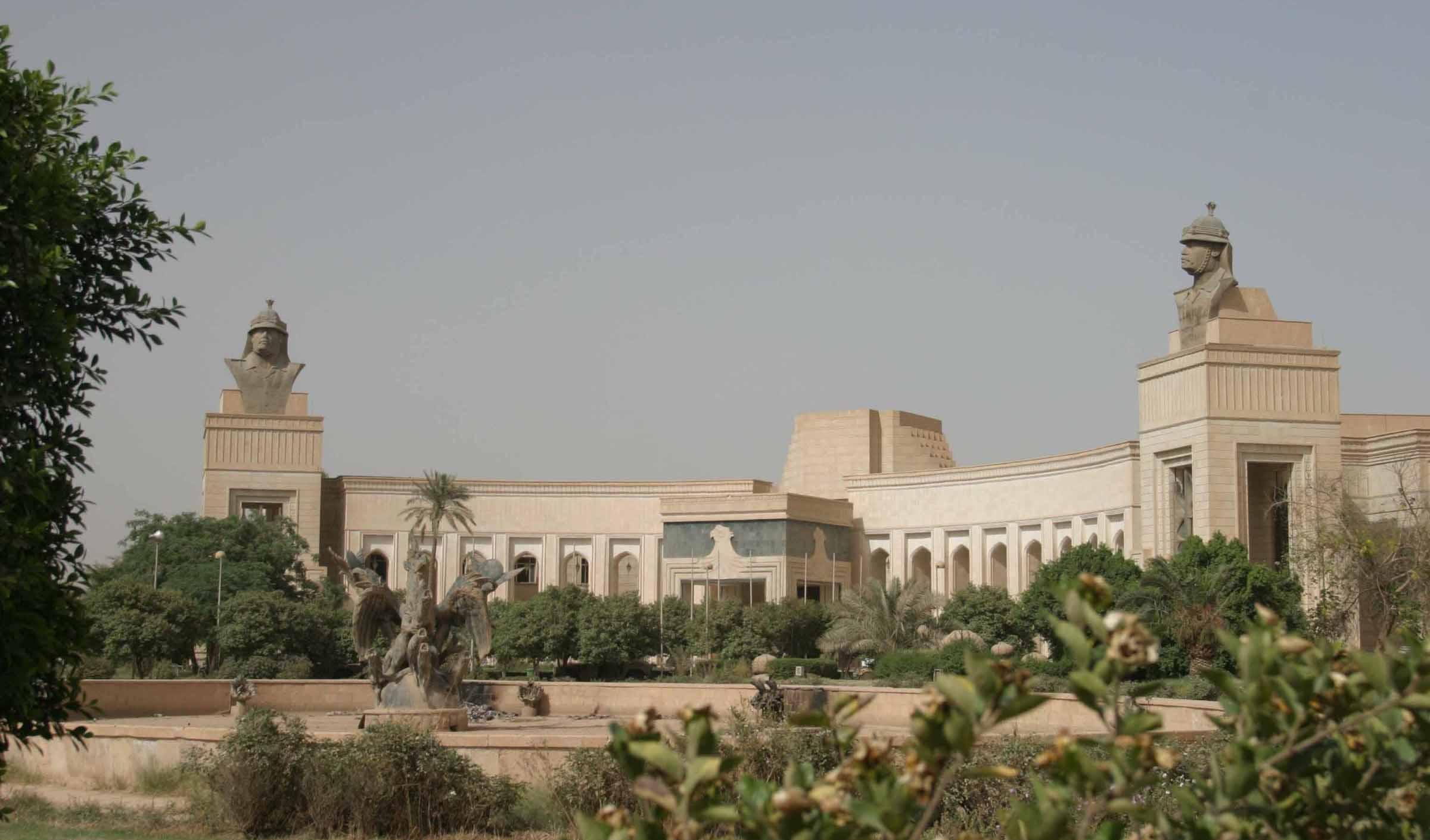 الموافقة على تخصيص مجمع القصور الرئاسية في منطقة الاعظمية الى مستشفى