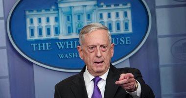 وزير الدفاع الأمريكى يحذر من استخدام الأسلحة الكيميائية مجددا فى سوريا