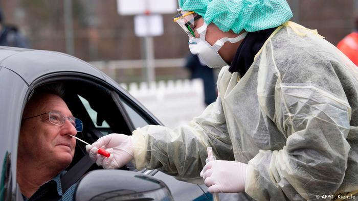 عدد المصابين بفيروس كورونا في ألمانيا يصل إلى 48582 حالة