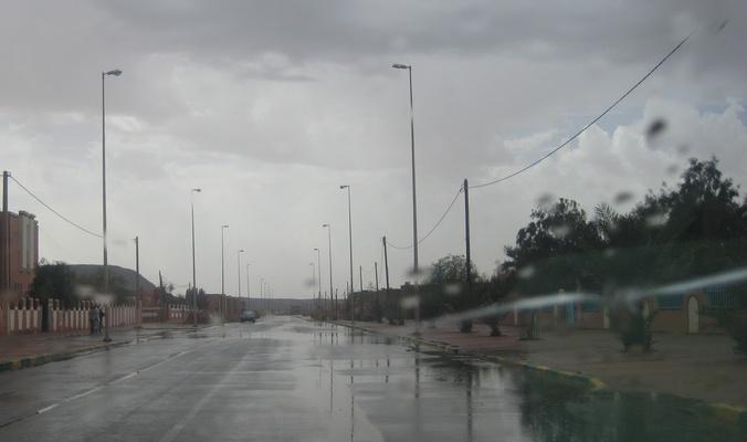 عواصف رعدية وامطار قادمة.. تعرف على حالة الطقس في الايام المقبلة