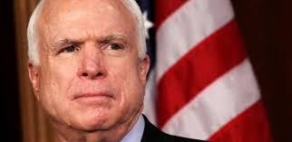 ماكين: حرب العراق كانت خطأ وانه يتحمل جزء من اللوم على ارتكابها