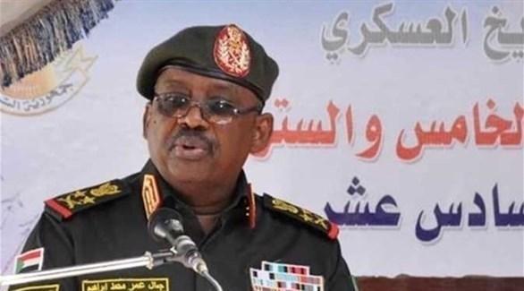 وفاة وزير الدفاع السوداني