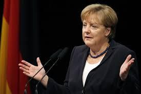 المستشارة الألمانية: الإسلام ليس مصدرا للإرهاب