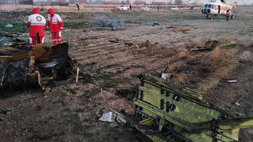 أوكرانيا ترجح سقوط طائراتها بصاروخ ايراني