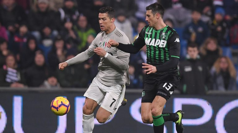 يوفنتوس يستعيد توازنه بالفوز على ساسولو ويبتعد في صدارة ترتيب الدوري الإيطالي