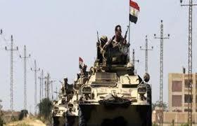 """الجيس المصري ينفذ عمليات أمنية بعد """"مداهمة الواحات"""""""