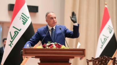 الكاظمي يتعهد باستعادة الحقوق من المتورطين بدماء العراقيين