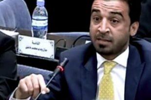 الحلبوسي: سنمضي باستجواب رئيس الوزراء الى آخر المطاف