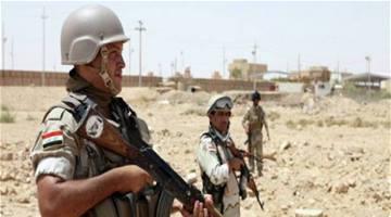 تحرير  قرية [ام حجارة العليا] غرب مدينة الموصل