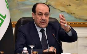 Al-Maliki: The enemies of Iraq are continuing their criminal acts as a sabotage tool targeting the Iraqis and their security Image