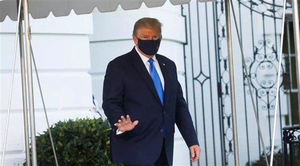 طبيب ترامب: الرئيس لم يتجاوز مرحلة الخطر