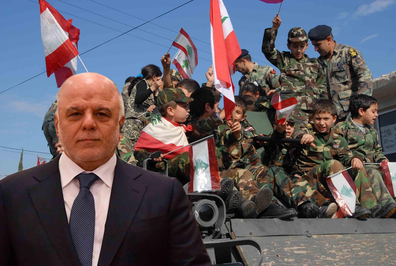 العبادي يتبرع بتكاليف تأمين الوقود للجيش اللبناني