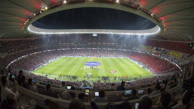 تحديد ملعب اتلتيكو مدريد لاستضافة كأس ملك اسبانيا 2020