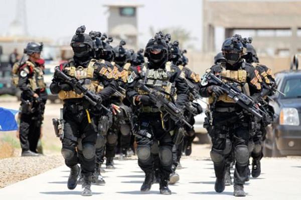 """مكافحة الارهاب تنصب كمائن للعصابات الارهابية وتقتل """"والي داعش"""" ومجموعة من مساعديه"""