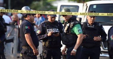 مقتل 5 أشخاص  وإصابة 9 آخرين غي حادثي  إطلاق نار في المكسيك
