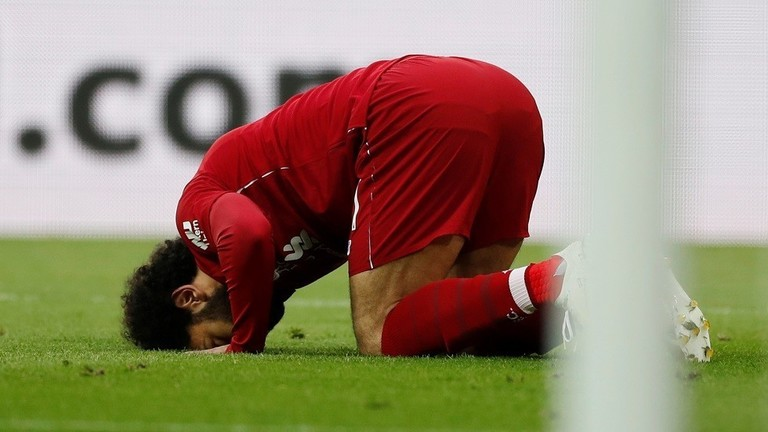 صلاح يتعرض للتهديد  بسبب إصراره على صيام رمضان