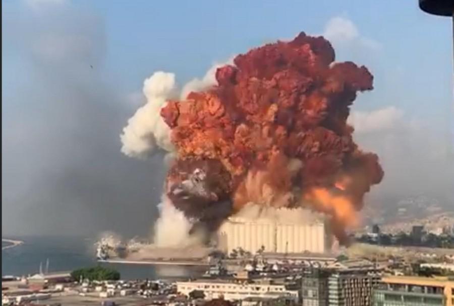 الشيخ علي :اسرائيل قصفت مخزنا لاسلحة حزب الله في بيروت لكن لا احد يجرؤ على قول ذلك