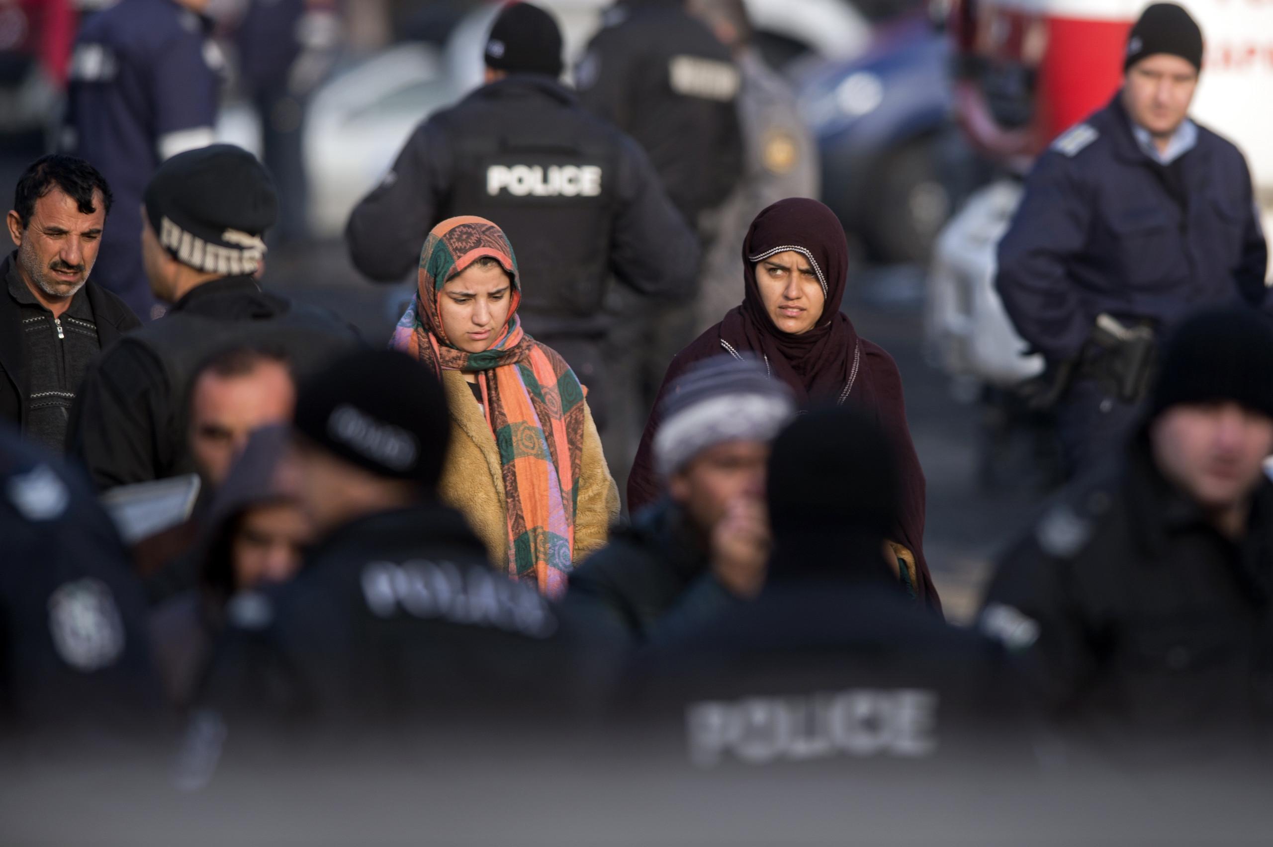 ارتفاع طلبات اللجوء في فرنسا الى رقم قياسي