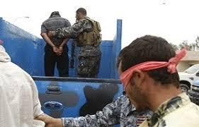 القبض على عصابة مكونة من ثلاثة أشخاص متورطين بعمليات سرقة وسط الموصل