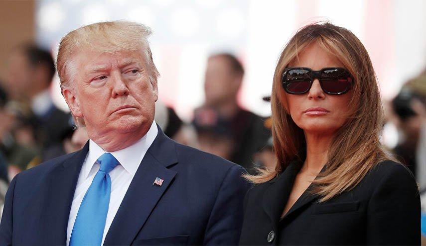 اصابة ترامب وزوجته بفيروس كورونا
