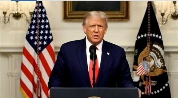 ترامب: الفائز في الانتخابات الأمريكية لن يُعرف قبل شهور
