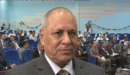 Deputy for the Iraqi rule out the vote on election law todays meeting
