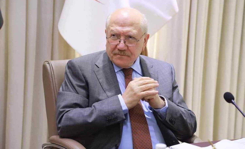 وزير الصحة يشارك باجتماع منطقة شرق البحر المتوسط لمنظمة الصحة العالمية خلال الدائرة التلفزيونية
