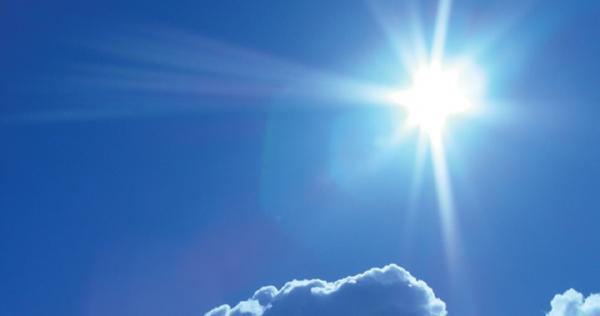 """أجواء حارة نسبيا تشهدها البلاد في الايام الثلاثة المقبلة """"درجات الحرارة"""""""