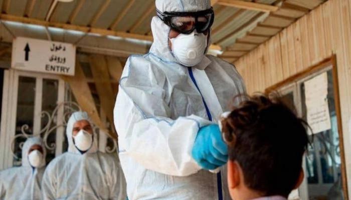 العراق يسجل 2734 إصابة جديدة بكورونا و95 حالة وفاة
