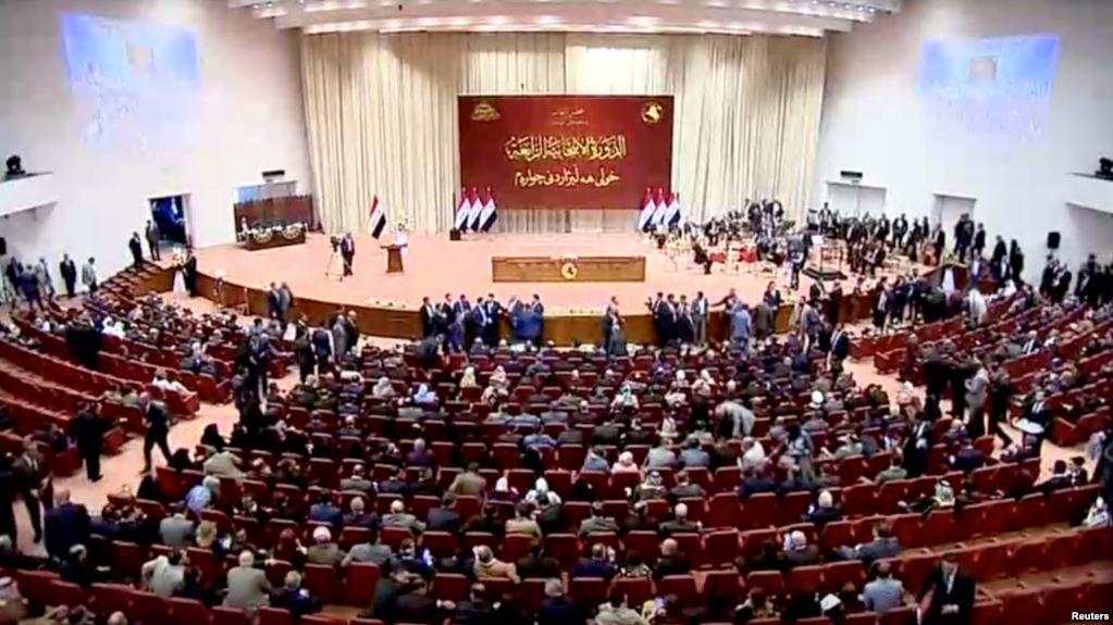 بالوثيقة ..  48 نائباً يوقعون لمطالبة الحلبوسي بفتح تحقيق حول حرائق المحاصيل الزراعية