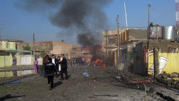 مقتل رجلاً وابنه بتفجير عبوة ناسفة وسط قضاء الخالص