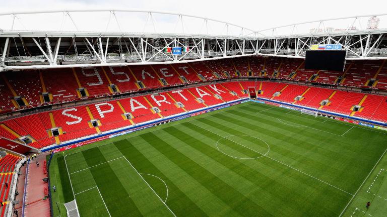 ملاعب كأس العالم.. سبارتاك موسكو يستضيف 5 مباريات بالمونديال