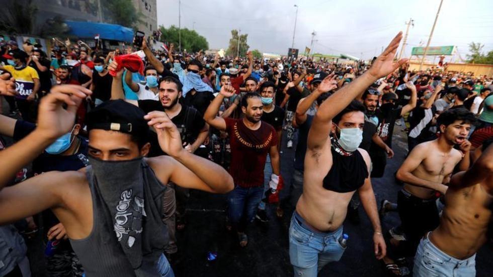 ستلاحقكم أرواح الضحايا ودماء العراقيين إلى يوم الدين