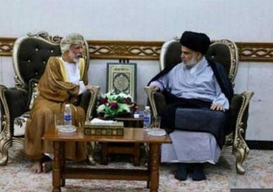 الصدر يثني على دور عمان في الحفاظ على أمن وسلام المنطقة