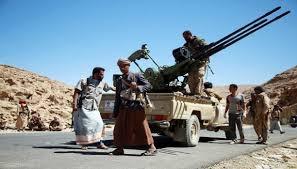 مقتل ستة عناصر من مليشيات الحوثيين فى اشتباكات مع قوات الجيش اليمنى بتعز