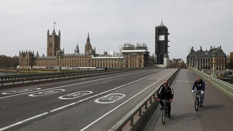 بعد تسجيل اكثر من 4000 اصابة ..  بريطانيا تشهد ارتفاعا جديدا للإصابات اليومية بفيروس كورونا
