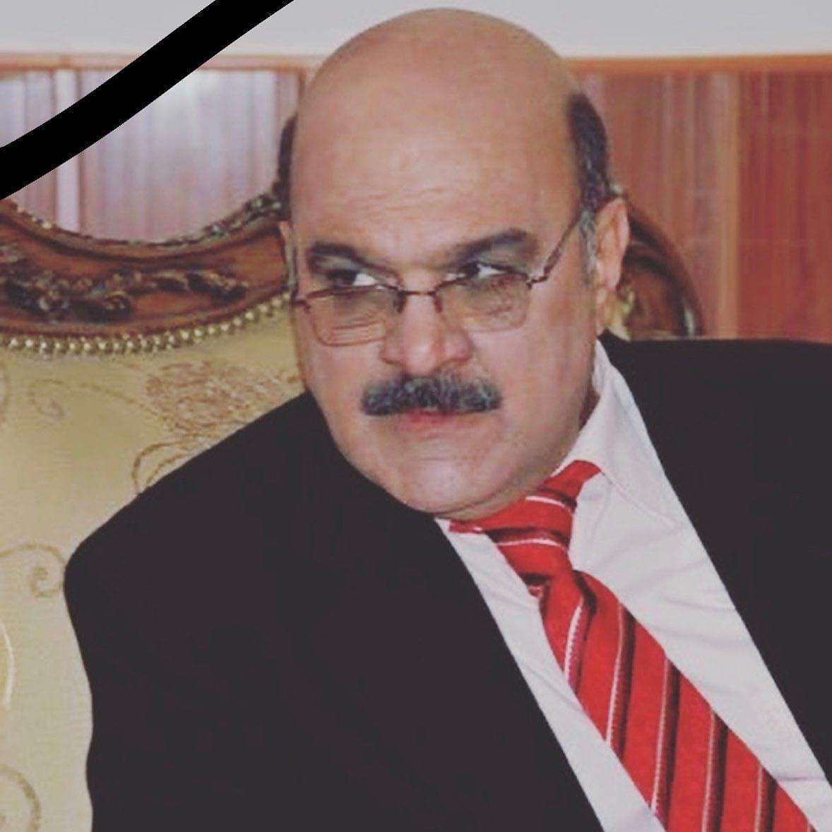 وفاة الفنان مهدي الحسيني نتيجة سكتة قلبية