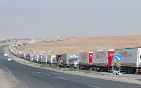 العراق يستورد بضائع وسلع من تركيا بـ 800 مليون دولار شهريا