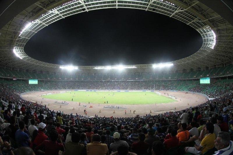 """""""جذع النخلة"""" يحتضن مباراة العراق وكمبوديا في التصفيات الآسيوية"""