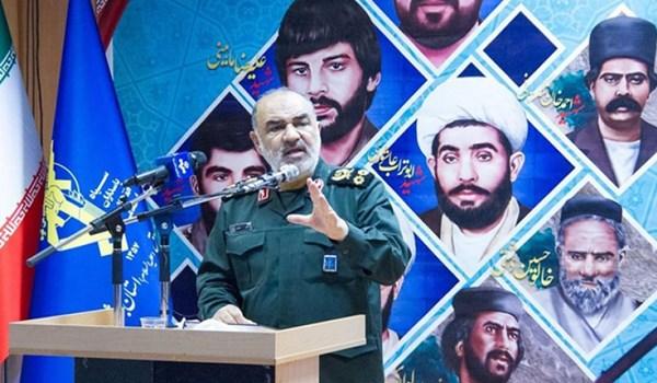 قائد الحرس الثوري الايراني: لا تفاوض مع اميركا وترامب يتمنى الجلوس مع مسؤول إيراني