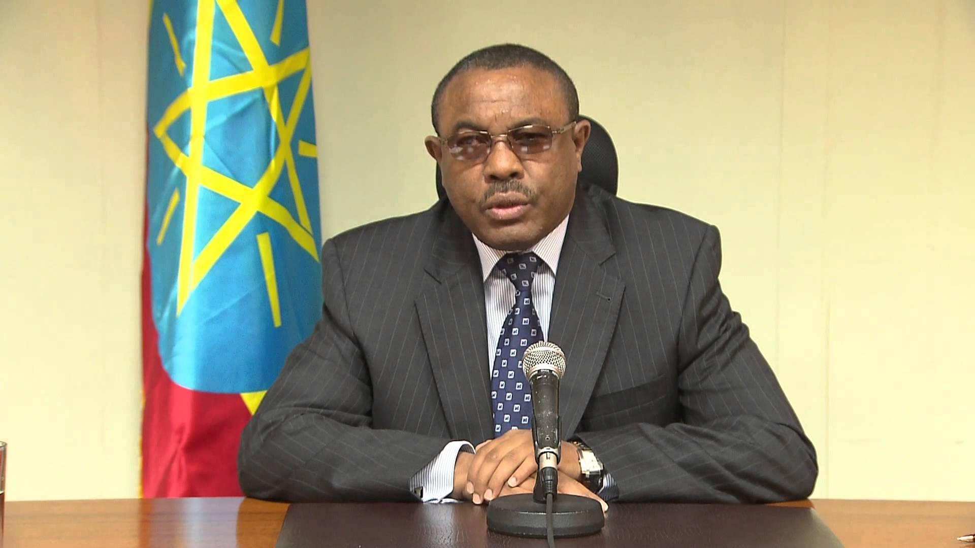 استقالة رئيس وزراء اثيوبيا