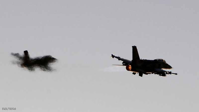 الجيش الإسرائيلي : قمنا بقصف أهداف في سوريا لمنع فيلق القدس الإيراني من القيام بأي عمل عدائي