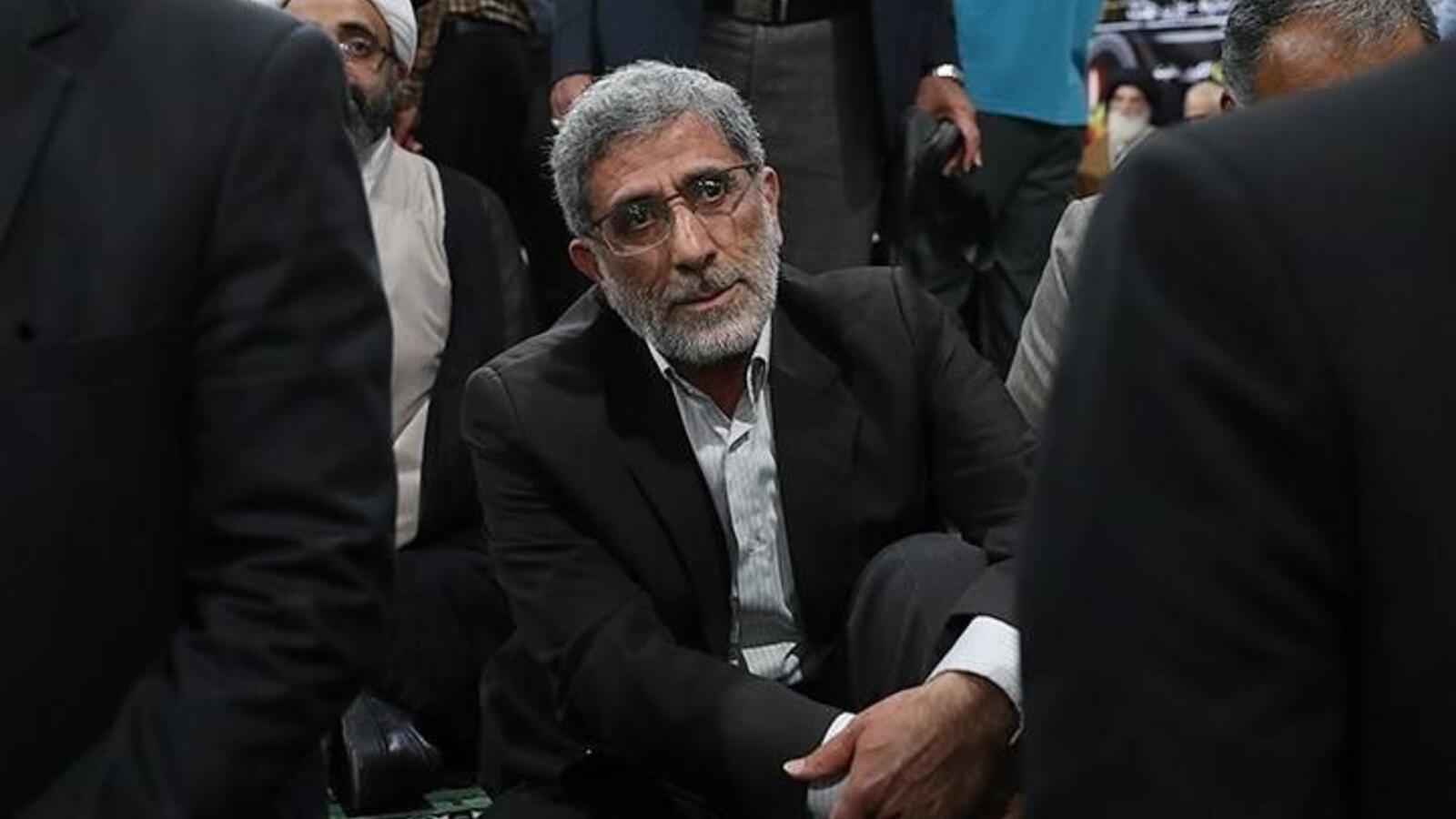 خبير استراتيجي: قاآني تدخل لفرض ارادة ايران في اختيار مرشح للحكومة العراقية