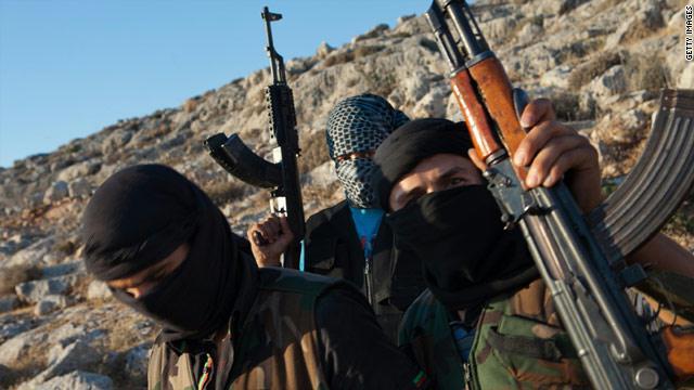 """إصابة قائد """"جبهة النصرة"""" الارهابية قرب دمشق"""