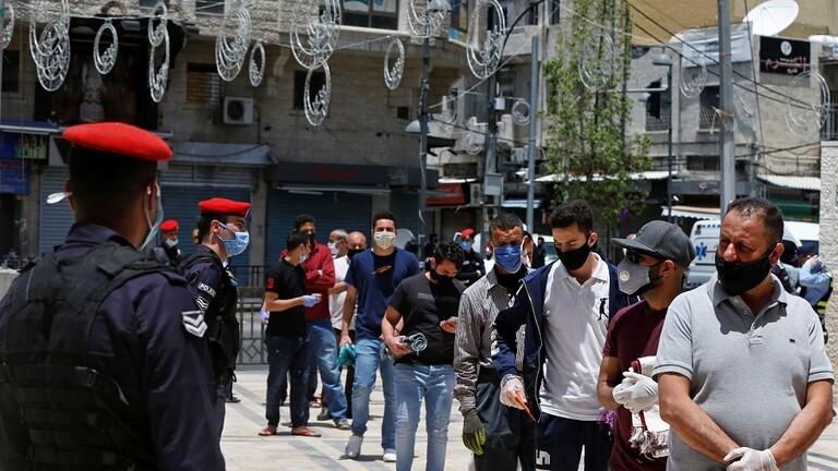 الأردن ..  نشر عناصر الجيش في جميع مدن المملكة بسبب التفشي الكبير لكورونا