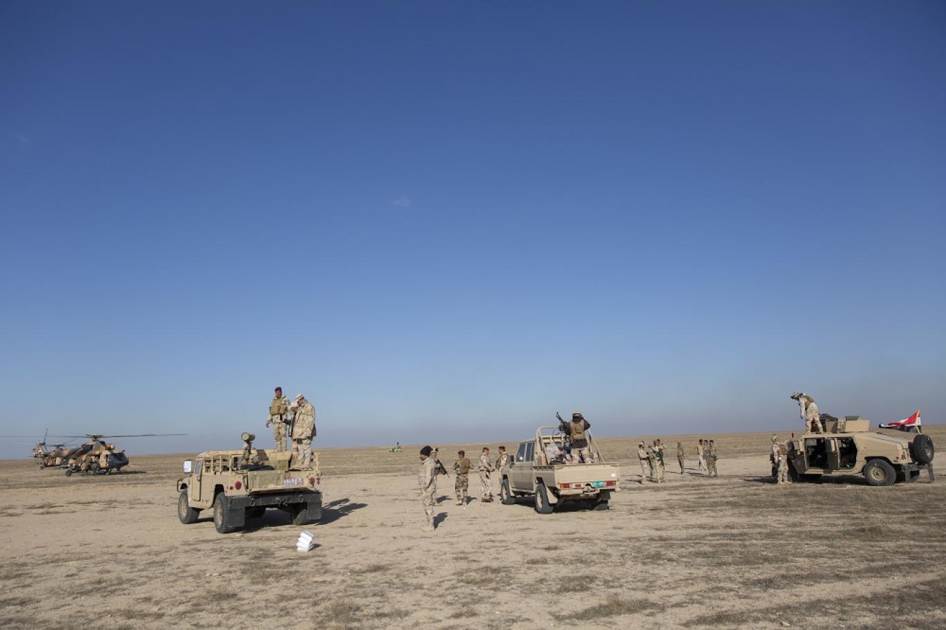 """محللون وخبراء: الغارات الاميركية ستغير حسابات ايران وتحذير الى بغداد """"اضبطوا فصائلكم المسلحة"""""""