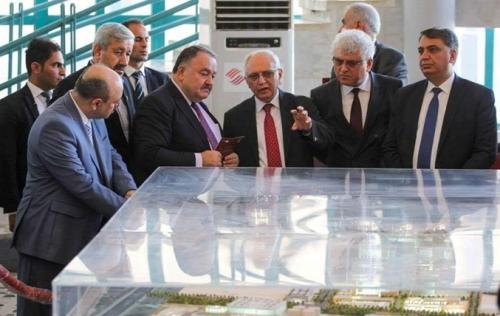 العيسى يعلن تشكيل لجنة عليا مع جامعات اقليم كردستان لتنسيق مسارات التعليم العالي في العراق