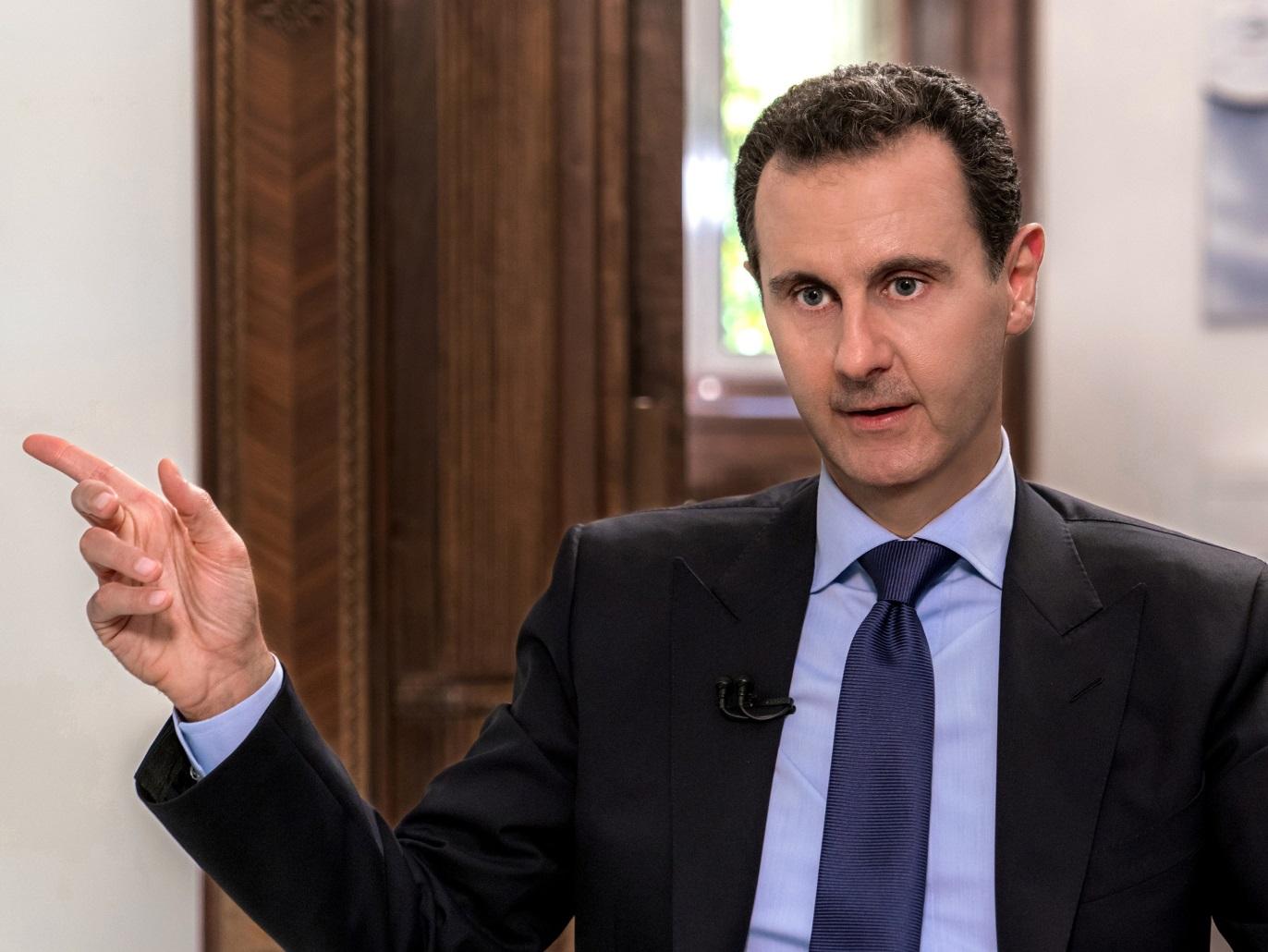 الخزانة الأمريكية تفرض عقوبات على نجل بشار الأسد