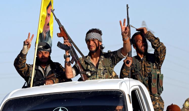 سوريا الديمقراطية تعلن السيطرة بالكامل على مدينة الرقة